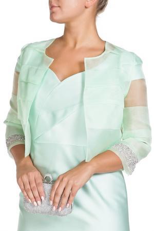 Жакет MARIA COCA-DIDO. Цвет: зеленый