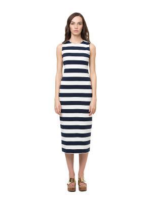 Платье MAST. Цвет: синий
