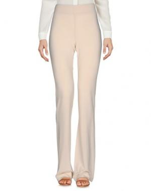 Повседневные брюки SIYU. Цвет: бежевый