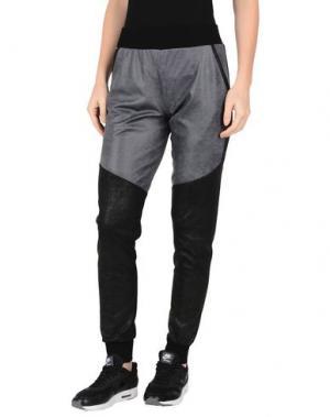 Повседневные брюки MICHI. Цвет: серый