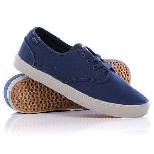 Кеды кроссовки  Lopez 13 Blue Circa. Цвет: синий