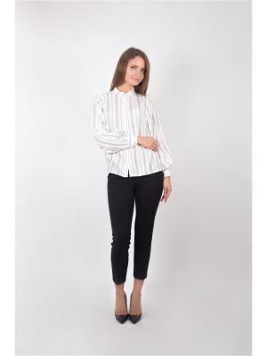 Блузка Minimum. Цвет: белый