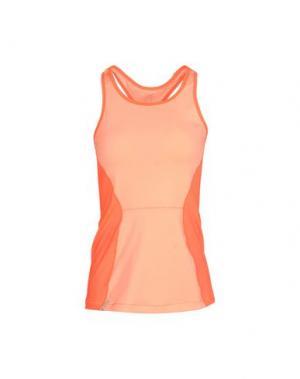 Майка CASALL. Цвет: оранжевый
