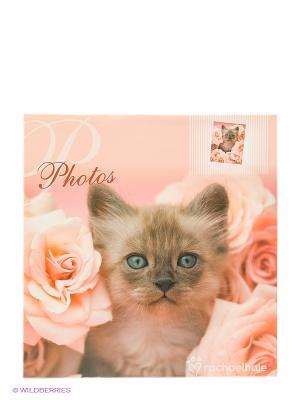 Фотоальбом VELD-CO. Цвет: бледно-розовый