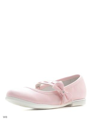 Туфли Болеро. Цвет: розовый