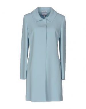 Легкое пальто PIU' &. Цвет: небесно-голубой