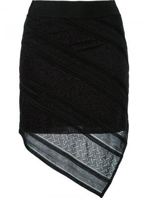 Knit skirt Cecilia Prado. Цвет: чёрный