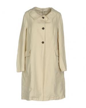 Легкое пальто NOVEMB3R. Цвет: бежевый