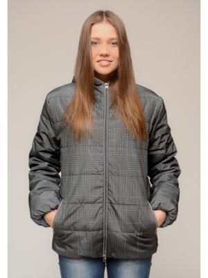 Куртка Ням-Ням. Цвет: серый