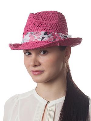 Шляпа Модные истории. Цвет: малиновый