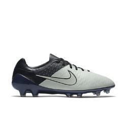 Мужские футбольные бутсы для игры на твердом грунте  Magista Opus Leather FG Nike. Цвет: кремовый