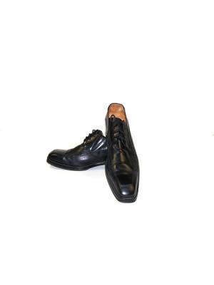 Туфли мужские Onegin. Цвет: черный