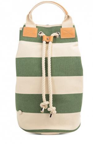 Рюкзак Bonfanti. Цвет: зеленый