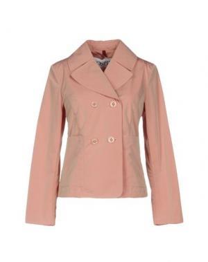 Пиджак GEOSPIRIT. Цвет: розовый