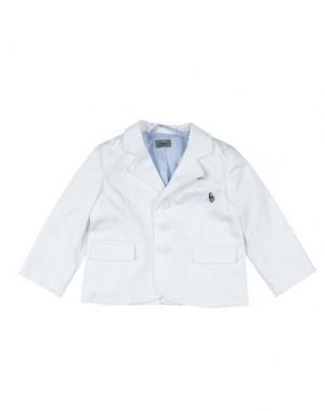 Пиджак GRANT GARÇON BABY. Цвет: белый