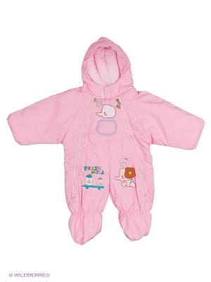 Комбинезон Kidly. Цвет: розовый