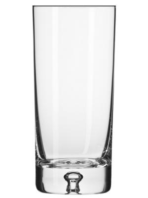 Набор бокалов для воды/сока Saga (6 шт.) Krosno. Цвет: прозрачный