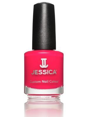Лак для ногтей  #333 Daring, 14,8 мл JESSICA. Цвет: малиновый