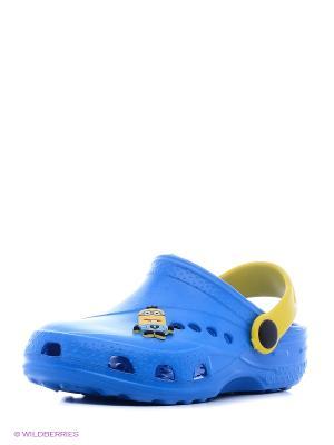 Сабо Дюна. Цвет: голубой, желтый, серый, черный