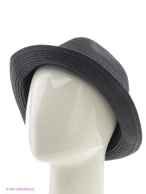 Шляпа Fred Perry. Цвет: синий