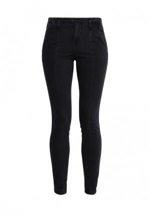 Брюки Calvin Klein Jeans. Цвет: черный