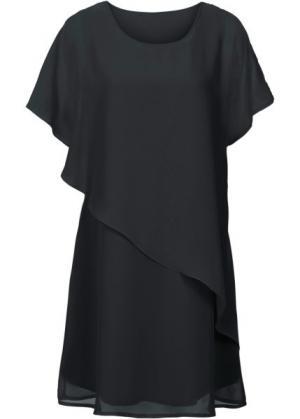 Платье (черный) bonprix. Цвет: черный