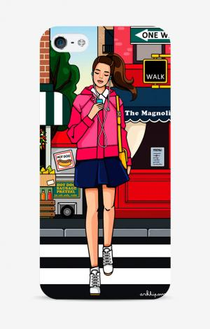 Чехол для iPhone Разноцветный Girls in Bloom