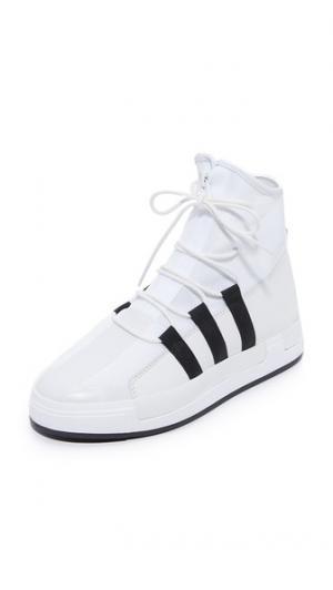 Кроссовки  Atta Y-3. Цвет: белый/кристально-белый