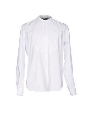 Pубашка DEPARTMENT 5. Цвет: белый