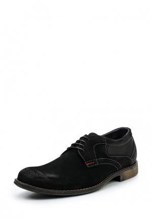 Туфли Dino Ricci Trend. Цвет: черный