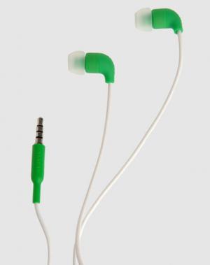 Наушники AIAIAI. Цвет: зеленый