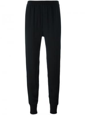 Спортивные штаны Phone A.F.Vandevorst. Цвет: чёрный
