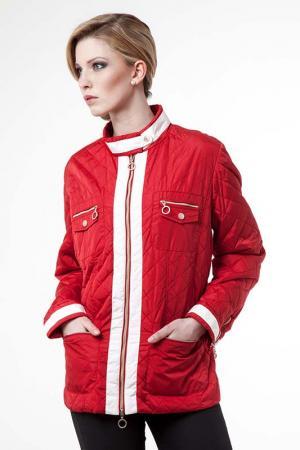 Куртка Fly Charters. Цвет: белый