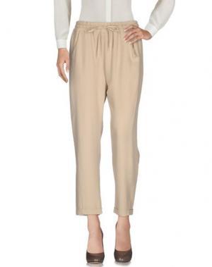 Повседневные брюки TOY G.. Цвет: песочный