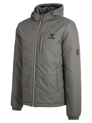 Куртка BALTHAZAR  JACKET HUMMEL. Цвет: серый