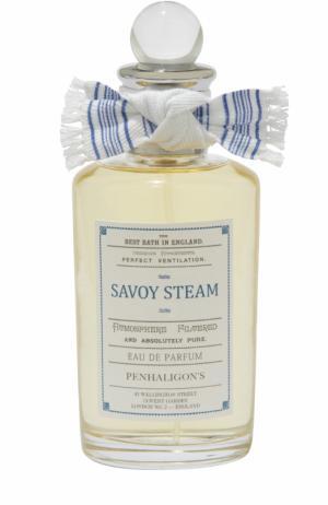 Парфюмерная вода Savoy Steam Penhaligons Penhaligon's. Цвет: бесцветный