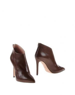 Ботинки ANNA F.. Цвет: коричневый