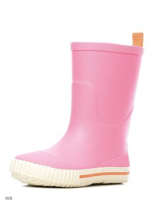 Резиновые сапоги Icepeak. Цвет: розовый