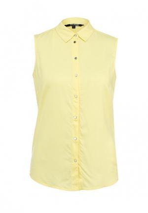 Блуза Top Secret. Цвет: желтый