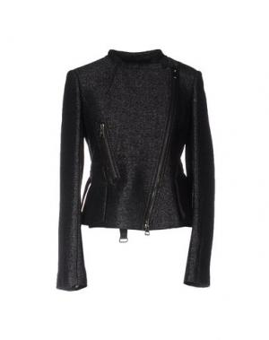 Куртка TOM REBL. Цвет: черный