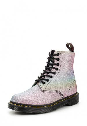 Ботинки Dr. Martens. Цвет: разноцветный