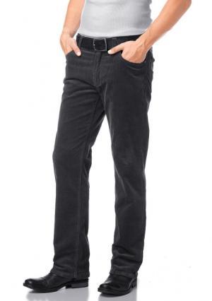 Вельветовые брюки Arizona. Цвет: цвет карри