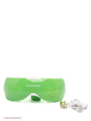Массажер для глаз Gezatone ISee 208. Цвет: зеленый, белый