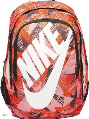 Рюкзак NIKE HAYWARD FUTURA 2.0 - PRIN. Цвет: оранжевый