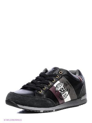 Кроссовки XTI. Цвет: черный