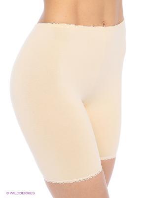 Панталоны Далиса. Цвет: бежевый