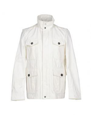 Куртка HISTORIC RESEARCH. Цвет: белый