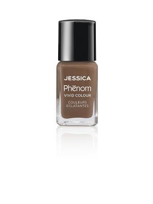 Phenom Цветное покрытие Vivid Colour Cashmere Creme № 13, 15 мл JESSICA. Цвет: светло-коричневый