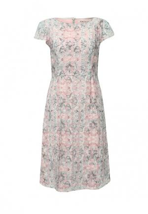 Платье Betty Barclay. Цвет: розовый