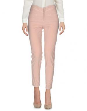 Повседневные брюки ..,MERCI. Цвет: розовый